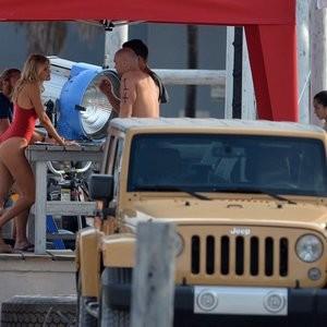 Alexandra Daddario Real Celebrity Nude sexy 037