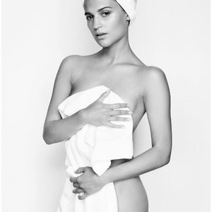 Alicia Vikander Nude Photo – Celeb Nudes