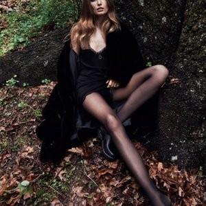 Andreea Diaconu Topless Photos – Celeb Nudes