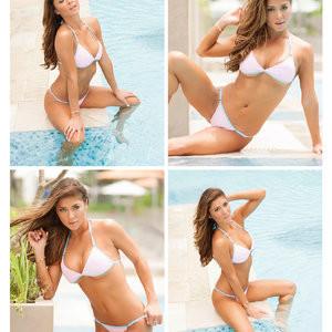 Arianny Celeste topless photoset – Celeb Nudes