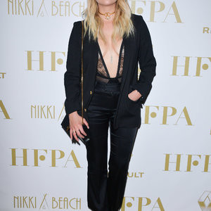 Ashley Benson And Her Hot Hobo Chic Look – Celeb Nudes