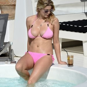 Ashley James Bikini Photos – Celeb Nudes