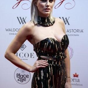 Ashley James Impresses With Her Beautiful Rack – Celeb Nudes