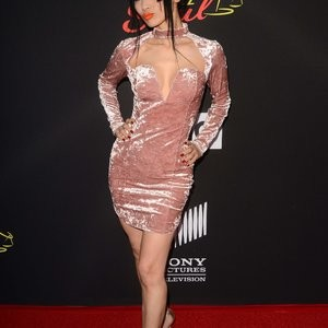 Bai Ling Wearing The Tightest Dress Ever – Celeb Nudes