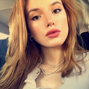 Bella Thorne Cleavage Photos – Celeb Nudes