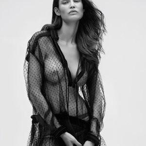 Bianca Balti See-Through Photo – Celeb Nudes