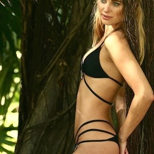 Bikini pics of Kimberley Garner – Celeb Nudes