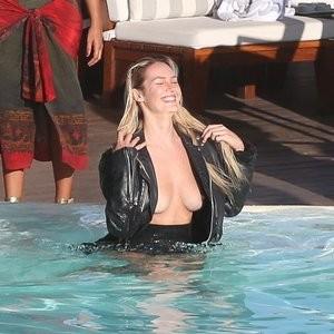 Candice Swanepoel Topless Photos – Celeb Nudes