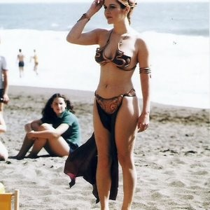 Carrie Fisher Sexy Photos – Celeb Nudes