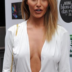 Chloe Goodman cleavage and braless pics – Celeb Nudes