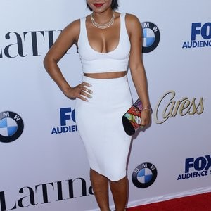 Christina Milian Cleavage Photos - Celeb Nudes