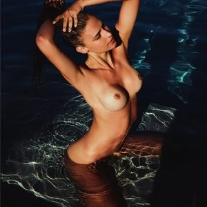 Fernanda Liz Topless Photos – Celeb Nudes