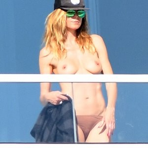 Heidi Klum Topless Photos – Celeb Nudes