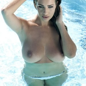 Holly Peers Topless – Celeb Nudes