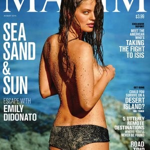 Hot photoset of Emily DiDonato - Celeb Nudes