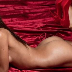 Nude ines rau Transgender supermodel