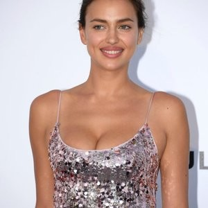 Irina Shayk Continues To Impress With Her Tits – Celeb Nudes