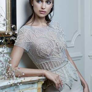 Irina Shayk See-Through Photos – Celeb Nudes