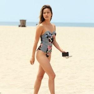 Jamie Chung Swimsuit – Celeb Nudes