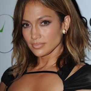 Jennifer Lopez see-through dress - Celeb Nudes