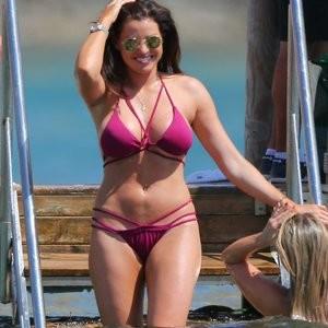 Jessica Wright: Purple Is The Right Color – Celeb Nudes