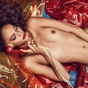 Joan Smalls Topless photos – Celeb Nudes