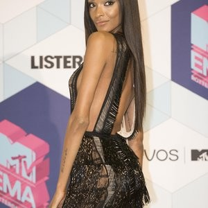 Jourdan Dunn See-Through Photos – Celeb Nudes
