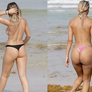 Juliana Reis And Veronica Basso Topless pics – Celeb Nudes