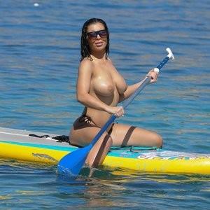 Katie Salmon Topless – Celeb Nudes