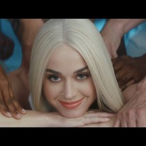 Katy Perry Is Basically Naked On Camera – Celeb Nudes