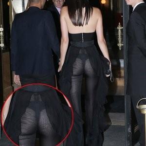 Kendall Jenner See-Through Photos – Celeb Nudes