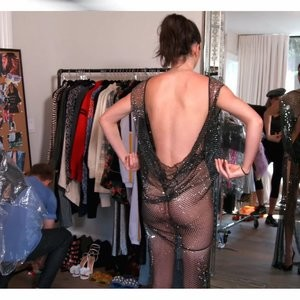 Kendall Jenner See-Through – Celeb Nudes