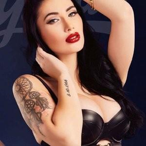Krystal Nevaeh lingerie photoshot – Celeb Nudes