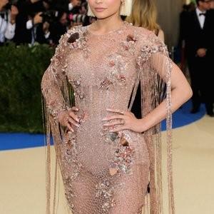 Kylie Jenner See-Through Dress Pics – Celeb Nudes