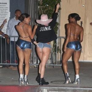 Lady Gaga See-Through Photos – Celeb Nudes