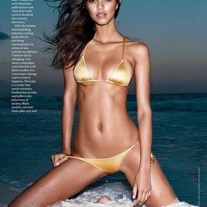 Lais Ribeiro Bikini photoshot – Celeb Nudes