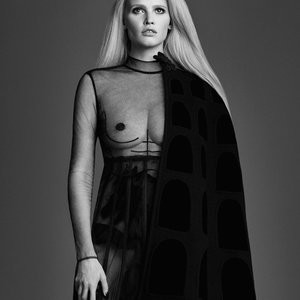Lara Stone Topless photos – Celeb Nudes