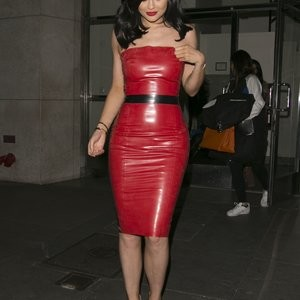 Latex dress pics of Kylie Jenner – Celeb Nudes