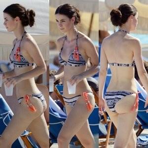 Lena Meyer-Landrut Looking Really Skinny In Bikini – Celeb Nudes