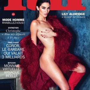 Lily Aldridge Nude Photo – Celeb Nudes
