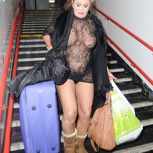 Lisa Appleton See-Through Photos – Celeb Nudes