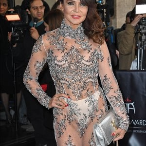 Lizzie Cundy See-Through Photos – Celeb Nudes