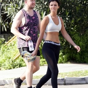 Lucy Mecklenburgh is Sweaty and Beautiful – Celeb Nudes