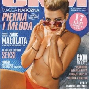 Magda Narozna topless photoset – Celeb Nudes