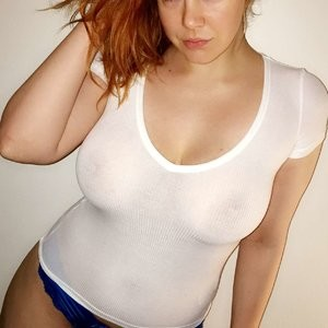 Maitland Ward See-Through – Celeb Nudes