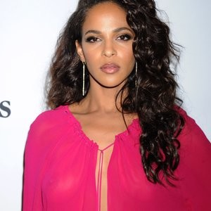 Megalyn Echikunwoke See-Through Photos – Celeb Nudes