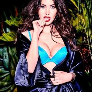 Megan Fox Sexy Lingerie Photo Session – Celeb Nudes