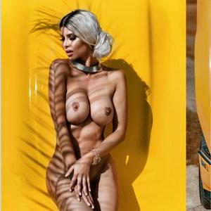 Micaela Schäfer Naked – Celeb Nudes
