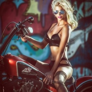 Micaela Schäfer Sexy Photos – Celeb Nudes