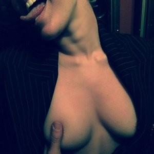 Miley Cyrus leaked Celeb Nude
